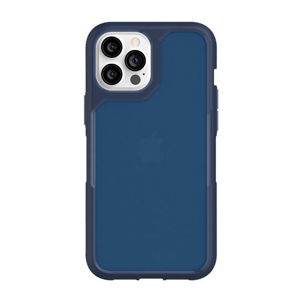 [그리핀] 서바이버 엔듀런스 iPhone 12 Promax 블루 GIP-057-FNY